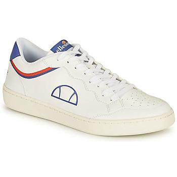 鞋子 男士 球鞋基本款 艾力士 ARCHIVIUM LTHR 白色