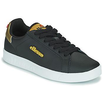 鞋子 女士 球鞋基本款 艾力士 CAMPO 黑色