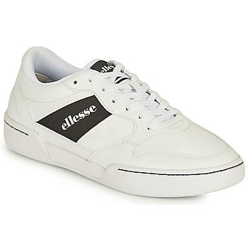 鞋子 男士 球鞋基本款 艾力士 USTICA LTH AM 白色