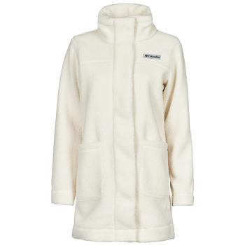 衣服 女士 大衣 Columbia 哥伦比亚 PANORAMA LONG JACKET 白色