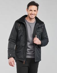 衣服 男士 夹克 Columbia 哥伦比亚 SOUTH CANYON LINED JACKET 黑色