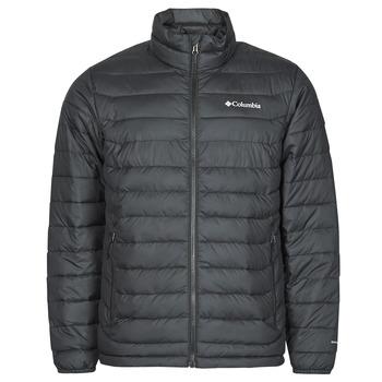 衣服 男士 羽绒服 Columbia 哥伦比亚 POWDER LITE JACKET 黑色