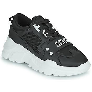 鞋子 男士 球鞋基本款 Versace Jeans DOLINE 黑色