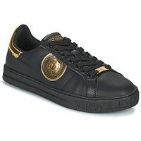 鞋子 男士 球鞋基本款 Versace Jeans REMI 黑色