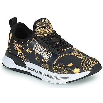 鞋子 女士 球鞋基本款 Versace Jeans REMO 黑色 / 印花 / 巴洛克