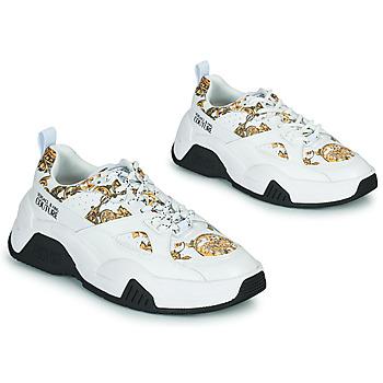 鞋子 女士 球鞋基本款 Versace Jeans FELINA 白色 / 印花 / 巴洛克
