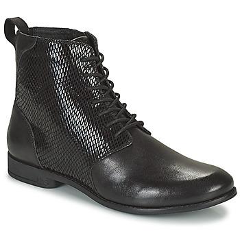 鞋子 女士 短筒靴 TBS MADELIZ 黑色