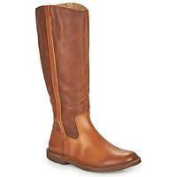 鞋子 女士 都市靴 Kickers TINTTA 驼色