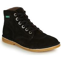 鞋子 女士 短筒靴 Kickers ORILEGEND 黑色