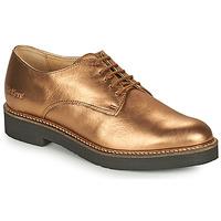 鞋子 女士 德比 Kickers OXFORK 古銅色