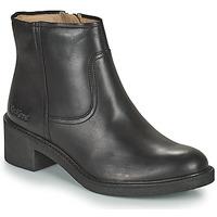 鞋子 女士 短靴 Kickers OXYBOOT 黑色