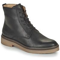 鞋子 女士 短筒靴 Kickers OXIGENO 黑色