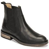 鞋子 女士 短筒靴 Kickers ALPHASEA 黑色