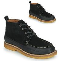 鞋子 男士 短筒靴 Kickers HORIZOU 黑色