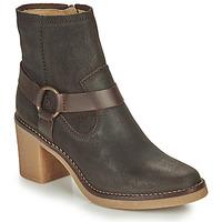 鞋子 女士 都市靴 Kickers AVECOOL 棕色