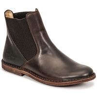 鞋子 女士 短筒靴 Kickers TINTO 棕色