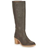 鞋子 女士 都市靴 Kickers AVEDRIM 棕色