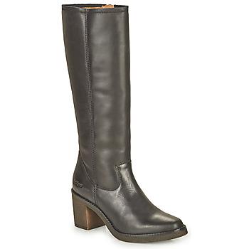 鞋子 女士 都市靴 Kickers AVEDRIM 黑色