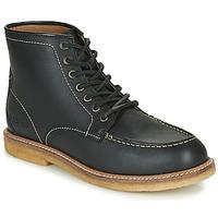 鞋子 男士 短筒靴 Kickers HORUZY 黑色