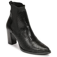 鞋子 女士 短靴 Myma  黑色