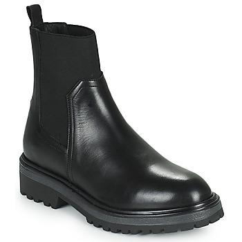 鞋子 女士 短筒靴 Myma TITUA 黑色