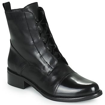鞋子 女士 短筒靴 Myma TALALA 黑色