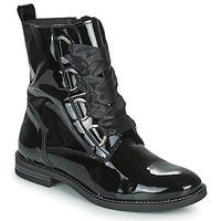 鞋子 女士 短筒靴 Myma TULILU 黑色