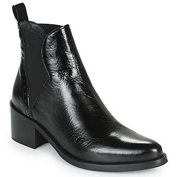鞋子 女士 短靴 Myma TILIAN 黑色