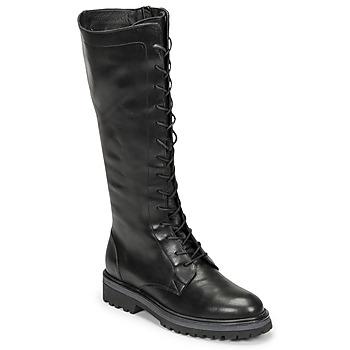 鞋子 女士 都市靴 Myma TATANI 黑色