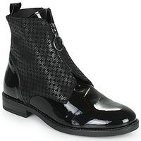 鞋子 女士 短筒靴 Myma TUALINA 黑色