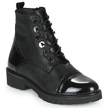 鞋子 女士 短筒靴 Myma TUATA 黑色