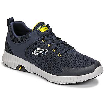 鞋子 男士 球鞋基本款 Skechers 斯凯奇 ELITE FLEX PRIME 海蓝色 / 黄色