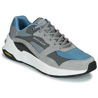 鞋子 男士 球鞋基本款 Skechers 斯凯奇 GLOBAL JOGGER 灰色 / 蓝色
