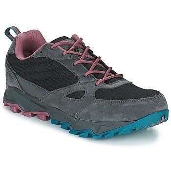鞋子 女士 登山 Columbia 哥伦比亚 IVO TRAIL WP 黑色
