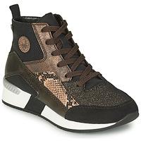 鞋子 女士 高帮鞋 Rieker 瑞克尔 MANKA 黑色 / 棕色