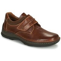 鞋子 男士 德比 Rieker 瑞克尔 EARNA 棕色