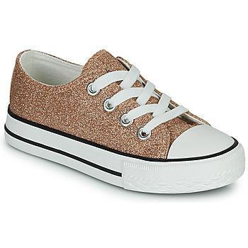 鞋子 女孩 球鞋基本款 Citrouille et Compagnie OVANA 金色