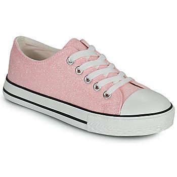 鞋子 女孩 球鞋基本款 Citrouille et Compagnie OVANA 玫瑰色