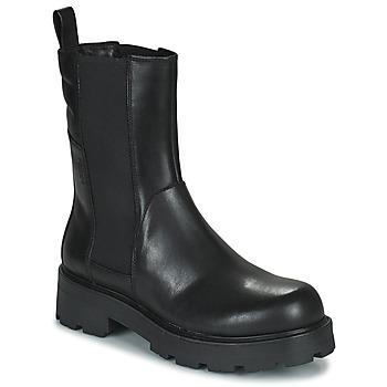 鞋子 女士 短筒靴 Vagabond COSMO 2.1 黑色