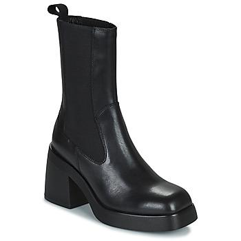 鞋子 女士 短靴 Vagabond BROOKE 黑色