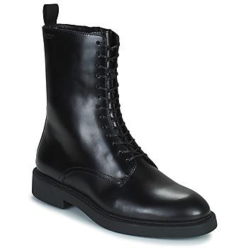 鞋子 女士 短筒靴 Vagabond ALEX W 黑色