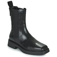 鞋子 女士 短筒靴 Vagabond JILLIAN 黑色