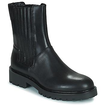 鞋子 女士 短筒靴 Vagabond KENOVA 黑色