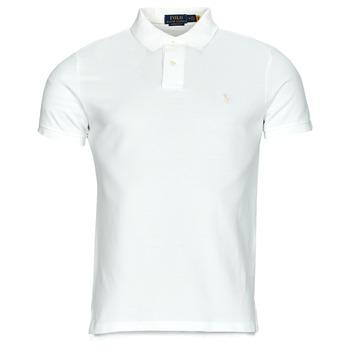 衣服 男士 短袖保罗衫 Polo Ralph Lauren PETRINA 白色
