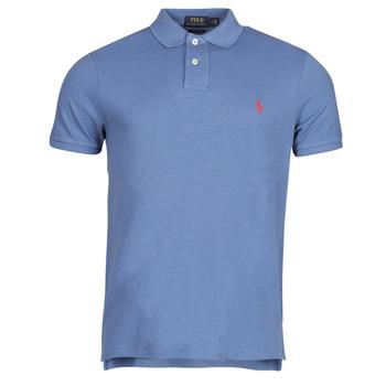 衣服 男士 短袖保罗衫 Polo Ralph Lauren PETRINA 蓝色
