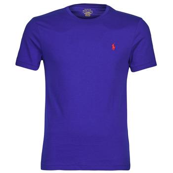 衣服 男士 短袖体恤 Polo Ralph Lauren SOPELA 蓝色