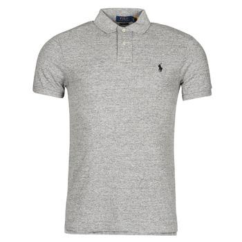 衣服 男士 短袖保罗衫 Polo Ralph Lauren DOLINAR 灰色