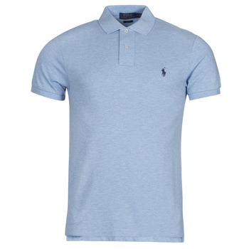 衣服 男士 短袖保罗衫 Polo Ralph Lauren DOLINAR 蓝色