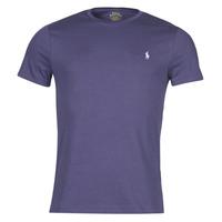 衣服 男士 短袖体恤 Polo Ralph Lauren OLITA 蓝色