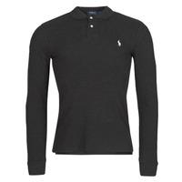 衣服 男士 长袖保罗衫 Polo Ralph Lauren MOLINA 黑色